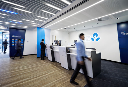 ANZ Bank Branch Design