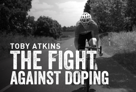 The Fight Against Doping - Toby Atkins' Story