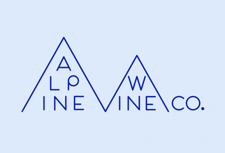Branding for Alpine Wine Co.