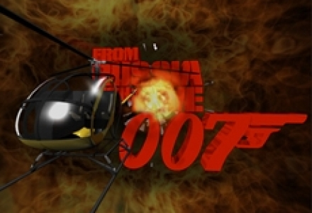 "007: ""From Russia With Love"""