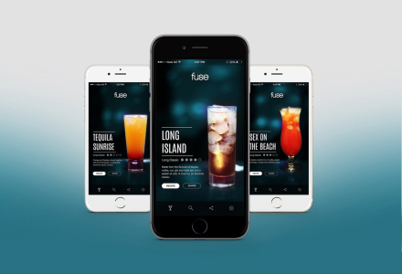 Fuse | Cocktail Creation App
