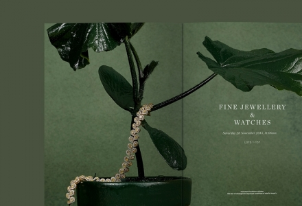 Webb's Fine Jewellery Catalogue