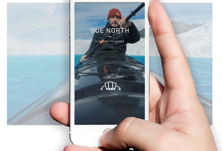 Due North: a Journey to Alaska