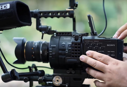Sony Professional - Capturing the Action