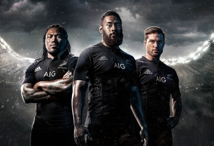 Powerade | All Blacks