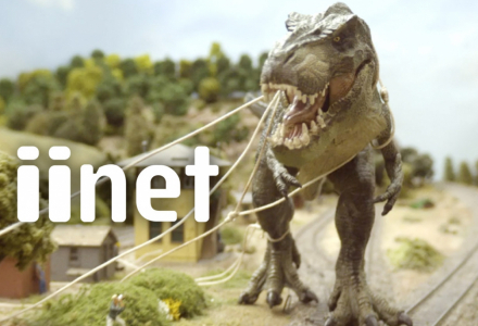 iiNet Internet, TV