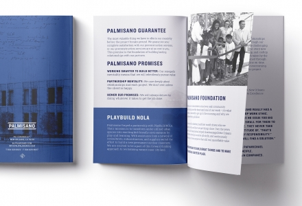 Palmisano Corporate Brochure
