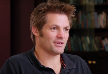 Sporting Great Series - Richie McCaw & Brendon McCullum
