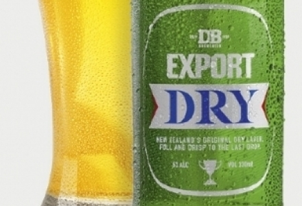 DB Export Dry Beer Campaign