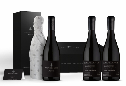 Prophet's Rock Winery – Logo Refresh and Packaging
