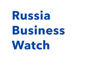 Russia Business Watch