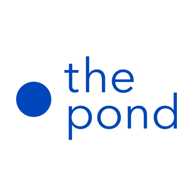 The Pond logo Social Media